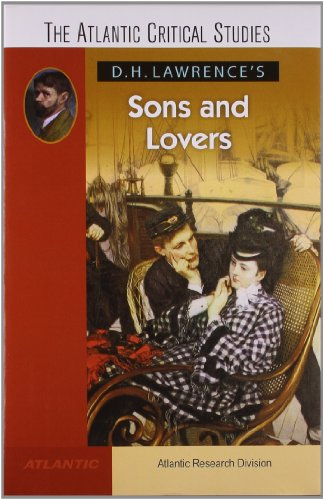 Book cover for Sons and Lovers