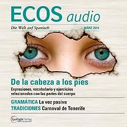 ECOS audio - De la cabeza a los pies. 3/2014