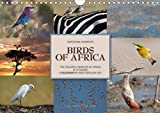 Emotional Moments: Birds of Africa UK-Version 2016: The colorful birds of Africa in 12 images. A calendar by Ingo Gerlach. (Calvendo Animals)