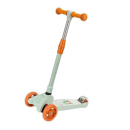 Patinetes clásicos Bicicleta Plegable para Niños Bebé De 1-2 ...