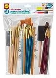 ALEX Toys Artist Studio 25 Craft Brushes
