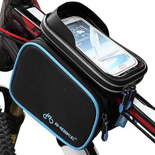 INBIKE Waterproof Bicycle Pannier Screen