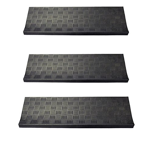 Cheap  Envelor Home and Garden Non-Slip Rubber Stair Treads in Various Designs (3..