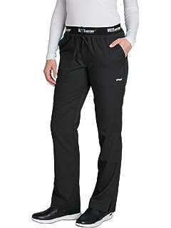 9be7fea853f Grey's Anatomy 3-Pocket Draw-Cord Pant for Women - Modern Fit Medical Scrub