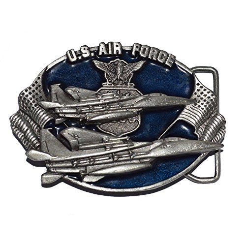 Air Force Belt Buckle (Bergamot Brand U.S. Air Force Belt Buckle - J132PE)