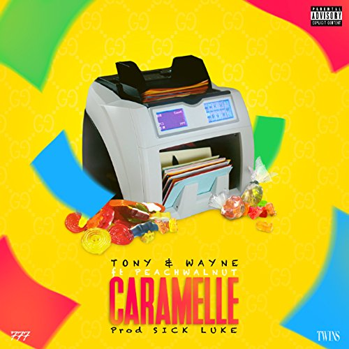 Caramelle (feat. Peachwalnut) [Explicit]