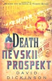 Death on the Nevskii Prospekt by David Dickinson front cover