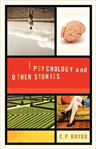 Psychology and Other Stories by C. P. Boyko (2012-10-23)