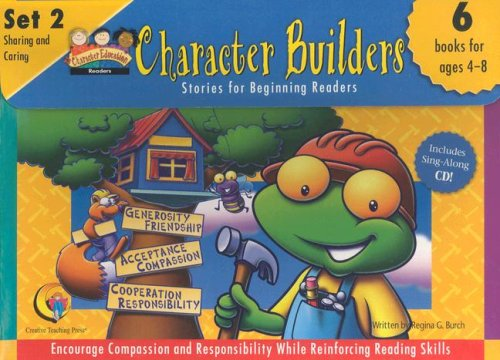 Character Builders, Set 2: Sharing and Caring