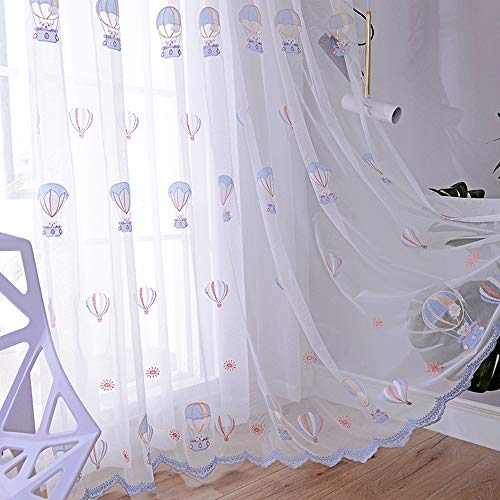 hot air balloon window curtains - 6