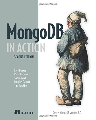 Mongodb In Action  Covers Mongodb Version 3 0
