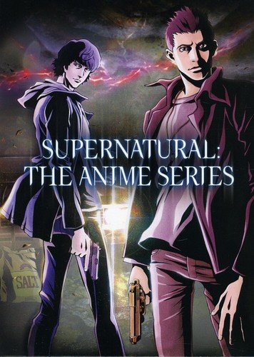 Supernatural: The Anime Series (DVD) (Best Horror Action Anime)