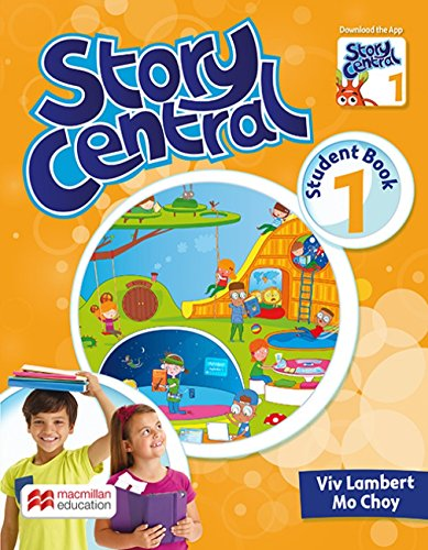 Story Central Student's Pack With Activity Book-1