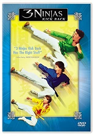 Amazon.com: 3 Ninjas Kick Back: Movies & TV