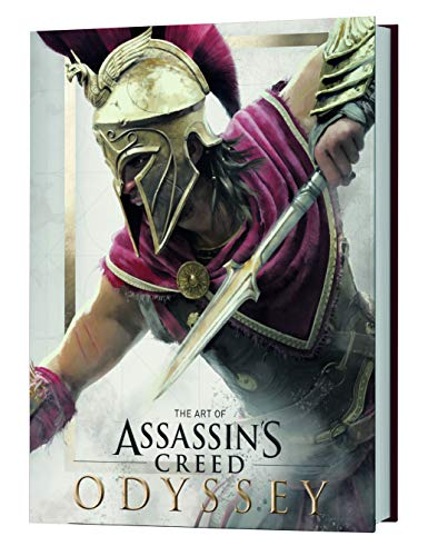 The Art of Assassin's Creed Odyssey