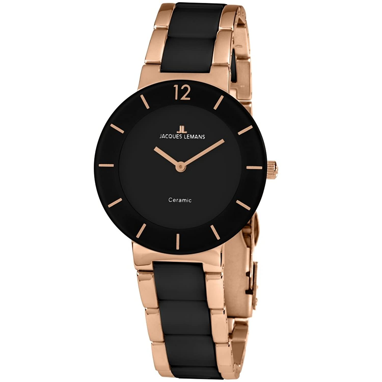 Jacques Lemans Unisex-Armbanduhr 40-3C