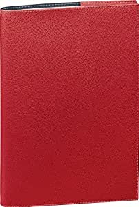 Quo Vadis Minister Weekly Calendar Diary Dc Dc 16x24cm Anne 20132014 16x24 cherry red