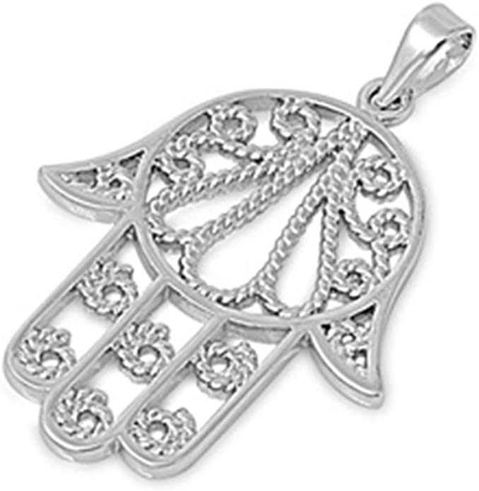 Sterling Silver Girls .8mm Box Chain 3D Holy Bible Pendant Necklace Cross On Front Cover