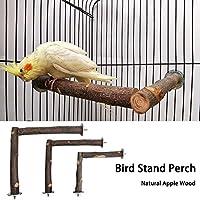 Kapokilly Pájaro De Madera,Perca Palo De UVA Salvaje Natural ...