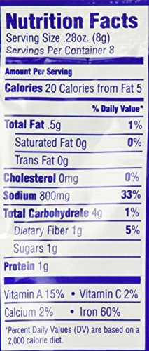 12 Pack Cincinnati Chili Mix packets by Skytime, Inc. (Image #2)