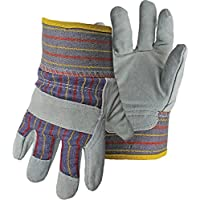 Boss Gloves 4094K Kids Split Leather Palm Gloves