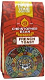 Christopher Bean Coffee French Toast Ground Coffee, Decaffeinated, 12 Ounce