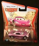 Disney / Pixar CARS 2 Movie 155 Die Cast Car #5 Holley Shiftwell