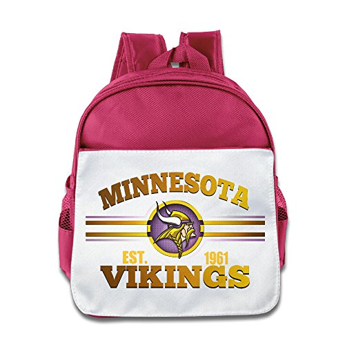 LINNA Cute Minnesota Sport Football Logo Children Shoulders Bag For Boys And Girls - With Kids Fort Myers