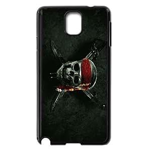 Custom Case Skull For Samsung Galaxy Note 3 N7200 Q9V142544