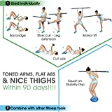 Yes4All Weighted Exercise Bar/Weighted Workout