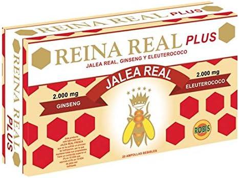 Robis Reina Real Plus - 20 Unidades