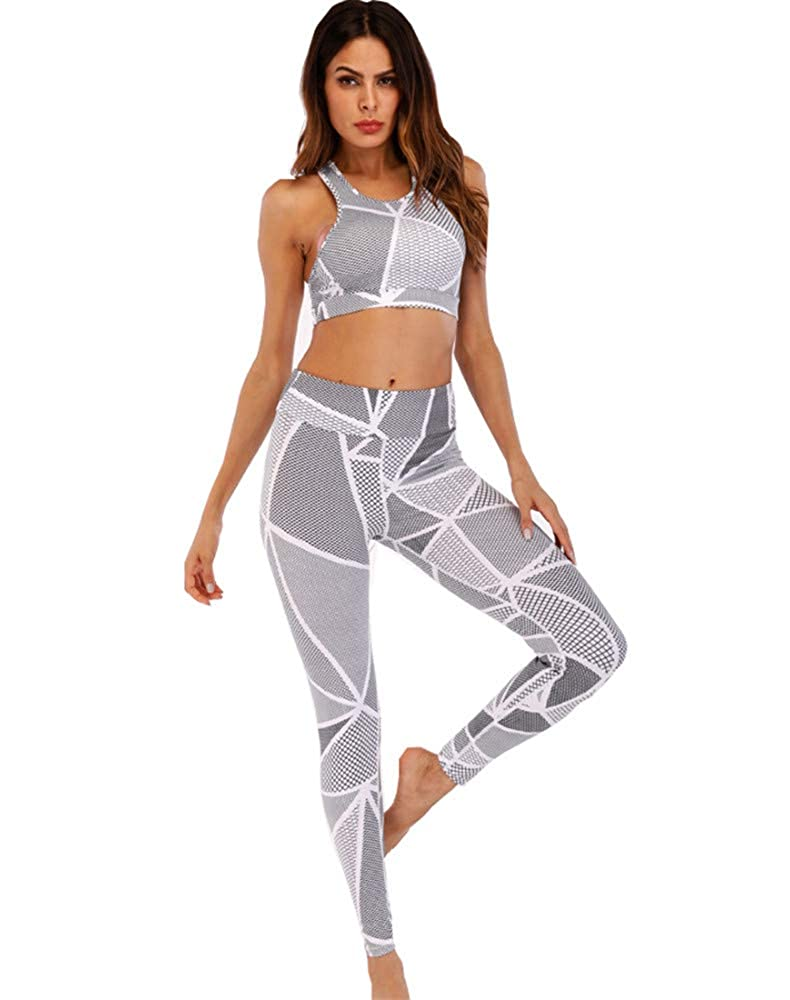 XXSPU Yogakleidung Trainingskleidung Damen Sportbekleidung Laufbekleidung Fitnessbekleidung Sportbekleidung passt Sportbekleidung