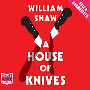 A House of Knives Audiobook