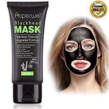 Are you tired of annoying nose blackheads? Have you ever tried many black masks to remove blackhead, but they do not work?  It will be the time for the first met and felling in love with Auperwel strong black mask.  Auperwel powerful blackhea...