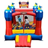 Blast Zone Magic Castle - Inflatable Bounce House with Blower - Premium Quality - Indoor/Outdoor - Portable - Sets Up in…
