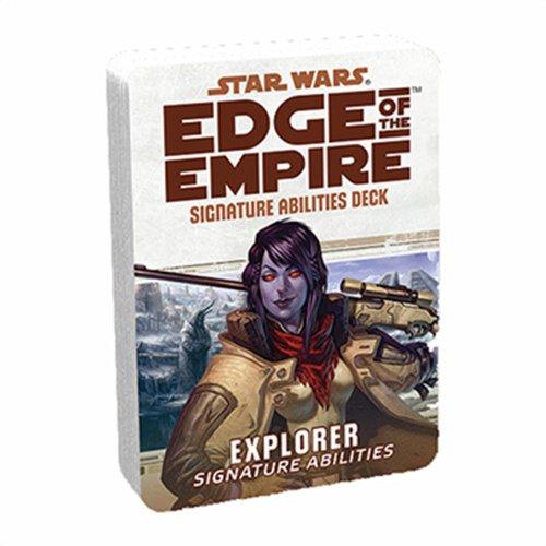 Star Wars Edge Of The Empire Explorer Signature Deck (Deck Signature)