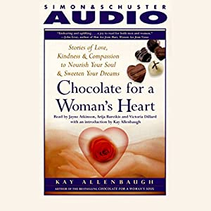 Chocolate for a Womans Heart Audiobook