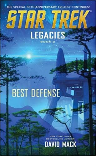Legacies #2: Best Defense (Star Trek: The Original Series), Mack, David