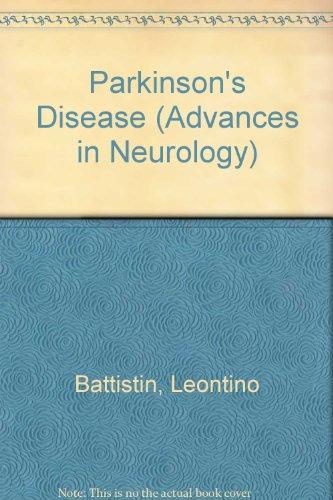 parkinsons-disease-advances-in-neurology