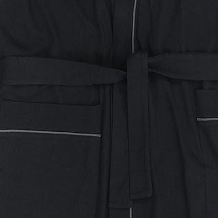 ADAMO Robe de Chambre by Bleu Clair jusqu/à la Grande Taille 10XL