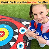 GIGGLE N GO Lawn Darts Outdoor Games for Family