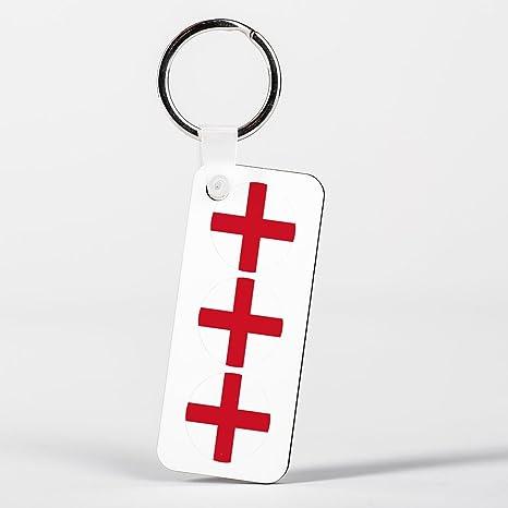 England English Flag Llavero: Amazon.es: Hogar