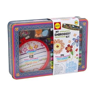 ALEX Toys Craft My Embroidery Kit