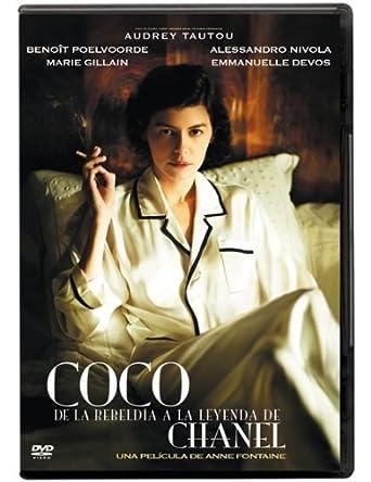 203b4b6da Coco: De La Rebeldía A La Leyenda De Chanel [DVD]: Amazon.es: Audrey ...