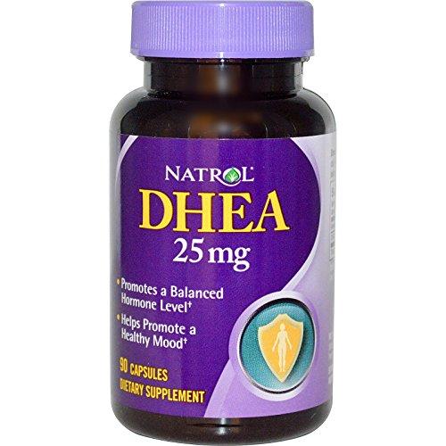 Natrol DHEA 25 90 Capsules