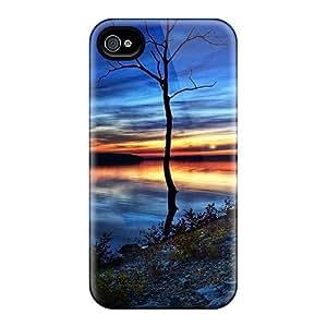 For SamSung Galaxy S5 Case Cover Fashion Beautiful Dusk Lscape -vwqORAR8491SoAOd