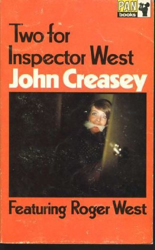 book cover of Two for Inspector West