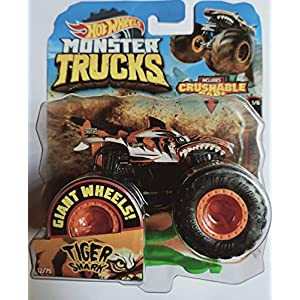 Hot Wheels Monster Trucks ,...
