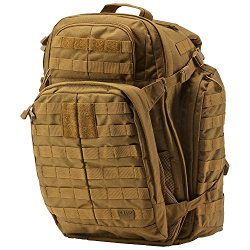 5.11 RUSH72 Tactical Backpack Military Bug Out Ba, Molle Pack Large