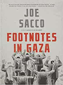 palestine by joe sacco a book review This is the summary of palestine by joe sacco, edward said.